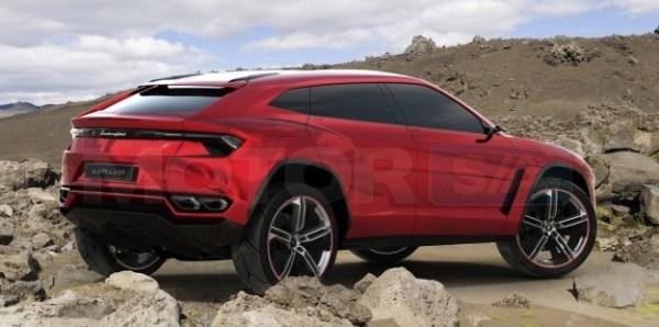 Lamborghini Aurus SUV - fotos de carros