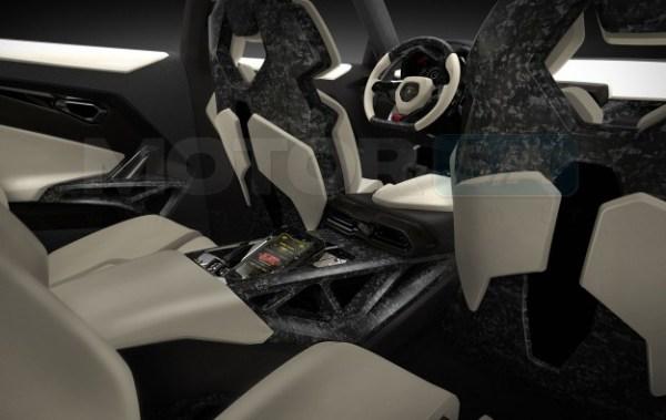 Lamborghini Urus SUV - fotos de carros