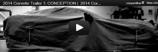 Novo Corvette C7 2014