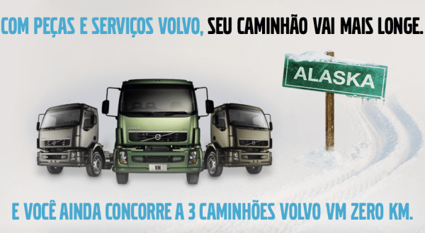 Caminhoes Volvo Seminovos