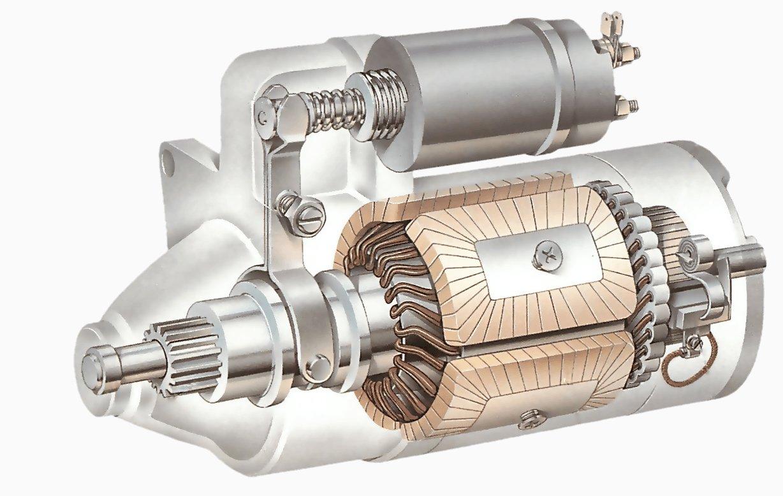 17b3ae9b70d Motor de Arranque  principais defeitos e testes simples.