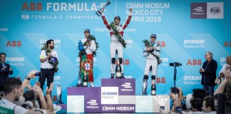 Formule E – Di Grassi remporte le Grand prix de Mexico City