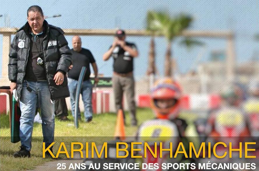 Karim Benhamiche nouveau président de la FASM