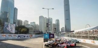 Formule E – Grand Prox de Hong Kong