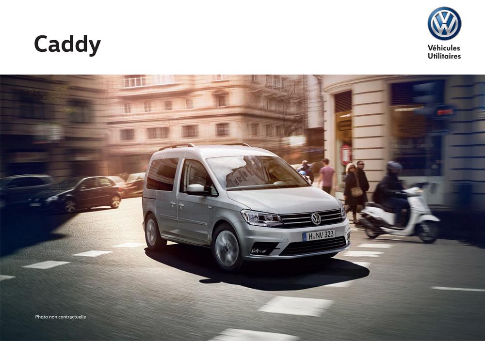 SOVAC Volkswagen Utilitaire Prolonge les remises sur le Caddy