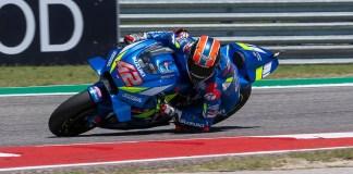 Alex Rins remporte sa première victoire au MotoGP des Amériques