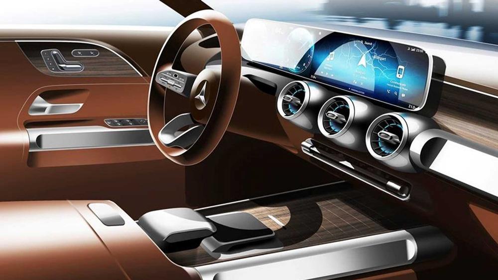 Concept GLB de Mercedes-Benz