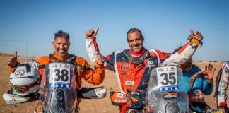 Rallye Challenge Sahari International 2018