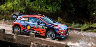 Thierry Neuville Neuville Hyundai i20 Coupe WRC – Rallye d'Argentine