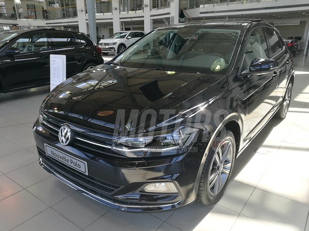 Volkswagen polo carat - sovac algérie