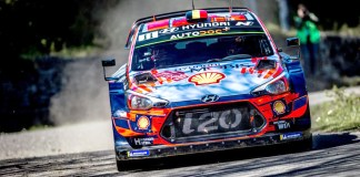 WRC – Tour de Corse
