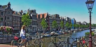Interdiction de véhicules thermiques à Amsterdam en 2030