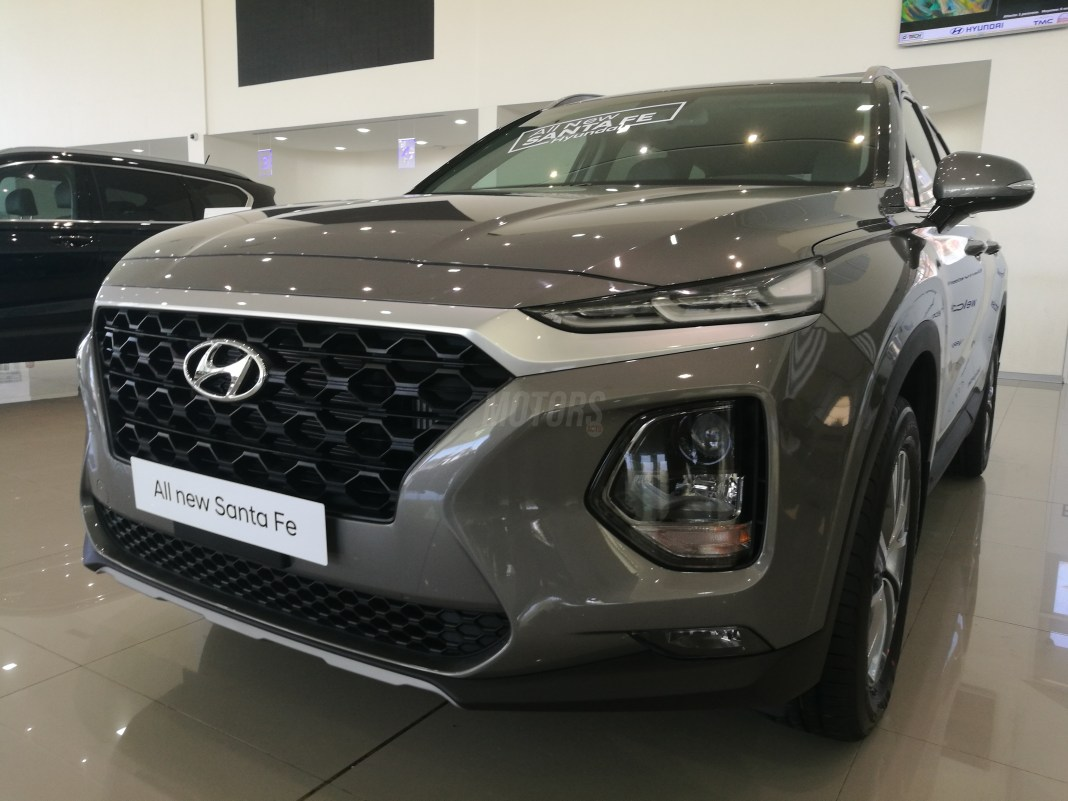 Nouveau hyundai SANTA FE Cima Motors Hyundai Algérie