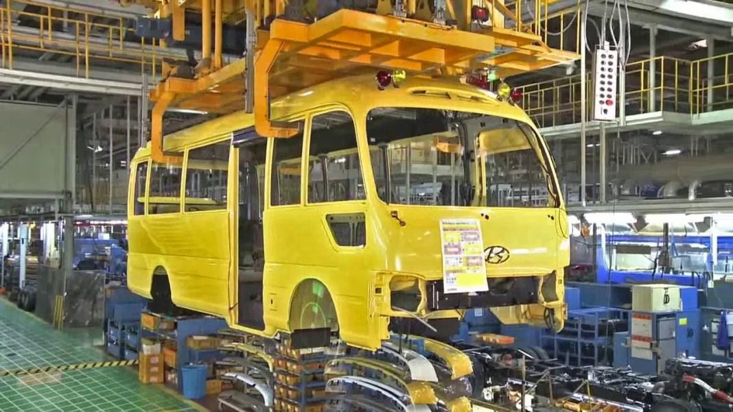 Hyundai trucks & Bus Global group