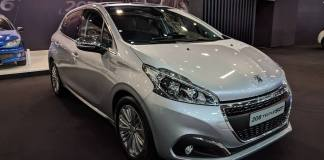 Peugeot 208 tech vision peugeot Algérie