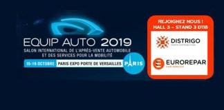 Groupe PSA à l'Equip'Auto Paris 2019