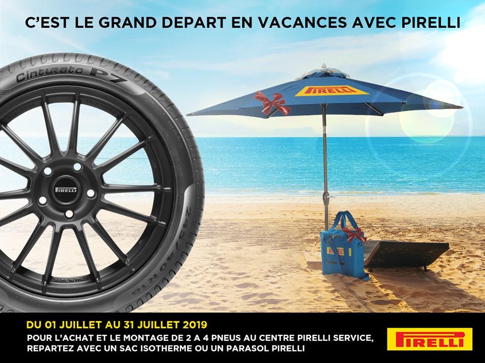 Pirelli Algérie