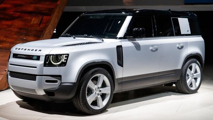 Land Rover Defende 110 2020