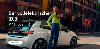 Volkswagen brand launches new global website