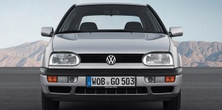 Golf MK3 – pionnière des systèmes de sécurité