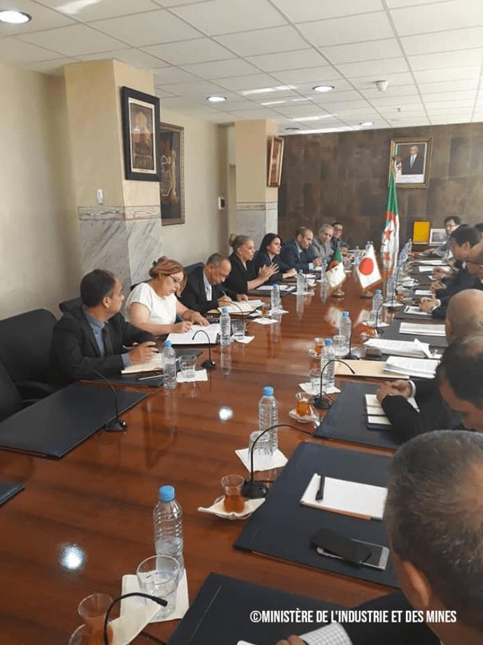 L'Usine SUZUKI en Algérie bientôt relancé