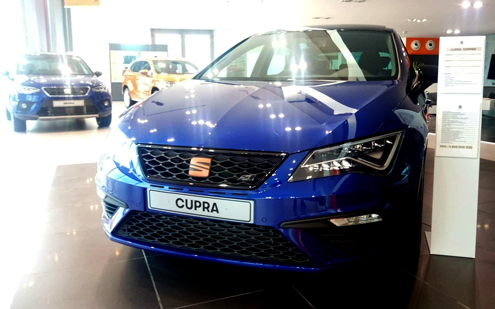 Leon Cupra Copper