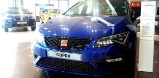Leon Cupra Copper
