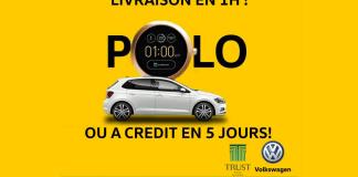 SOVAC : Volkswagen POLO MATCH en livraison immédiate chez Volkswagen Blida