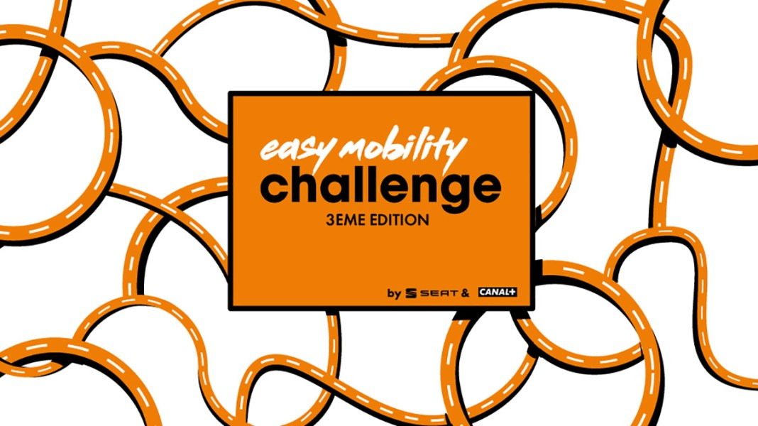 Seat et Canal+ Easy Mobility Challenge 2019