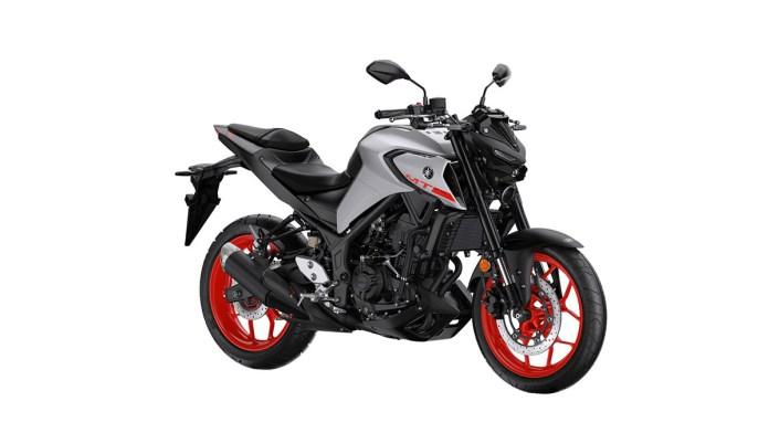 Yamaha MT 03 2020