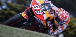 Marc Marquez-Australie Grand Prix