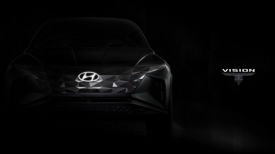 2019 Hyundai PHEV concept teaser