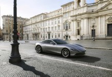 Nouvelle Ferrari Roma