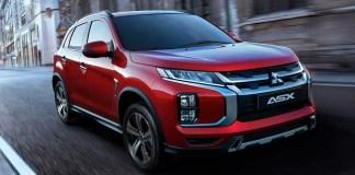 Mitsubishi ASX RVR 2020