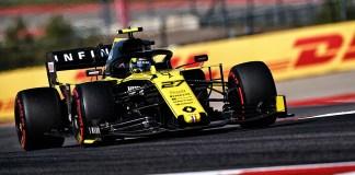 Grand Prix de Formule 1 des Etats-Unis 2019