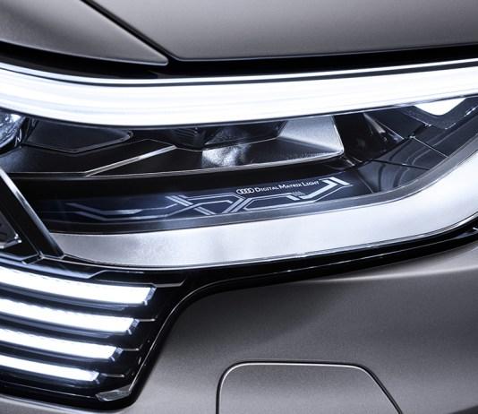 Audi e-tron 'Digital Matrix Light'