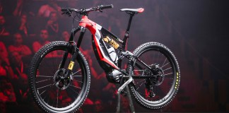 Ducati MIG-RR Première mondiale
