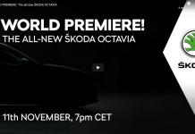 Live lancement - Nouvelle Skoda Octavia