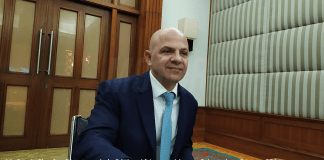 Mr Samir Cherfan Directeur de la Région Afrique et Moyen-Orient chez Groupe PSA