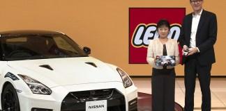 Nissan GT-R Nismo en LEGO