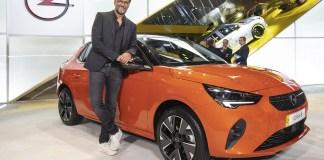 Juergen Klopp Opel Corsa-e