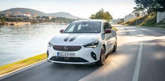 Nouvelle Opel Corsa