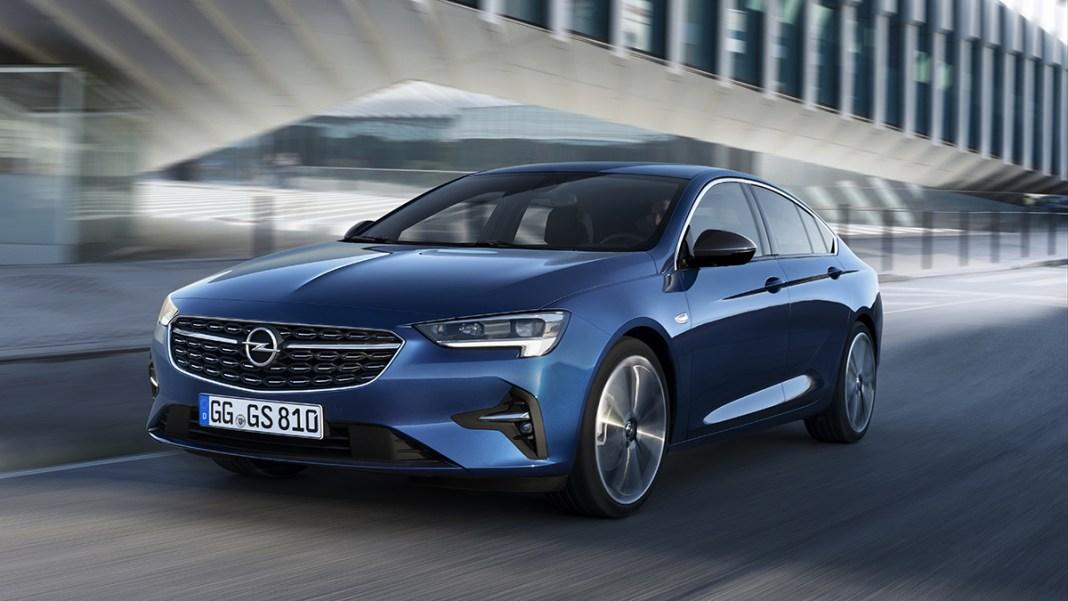 Opel Insignia Grand-Sport