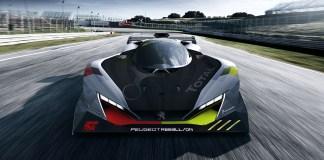 Peugeot Sport WEC REB
