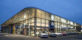 Mercedes-Benz Kroely- Metz