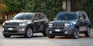 "Jeep Renegade et Compass 4xe ""First Edition"""