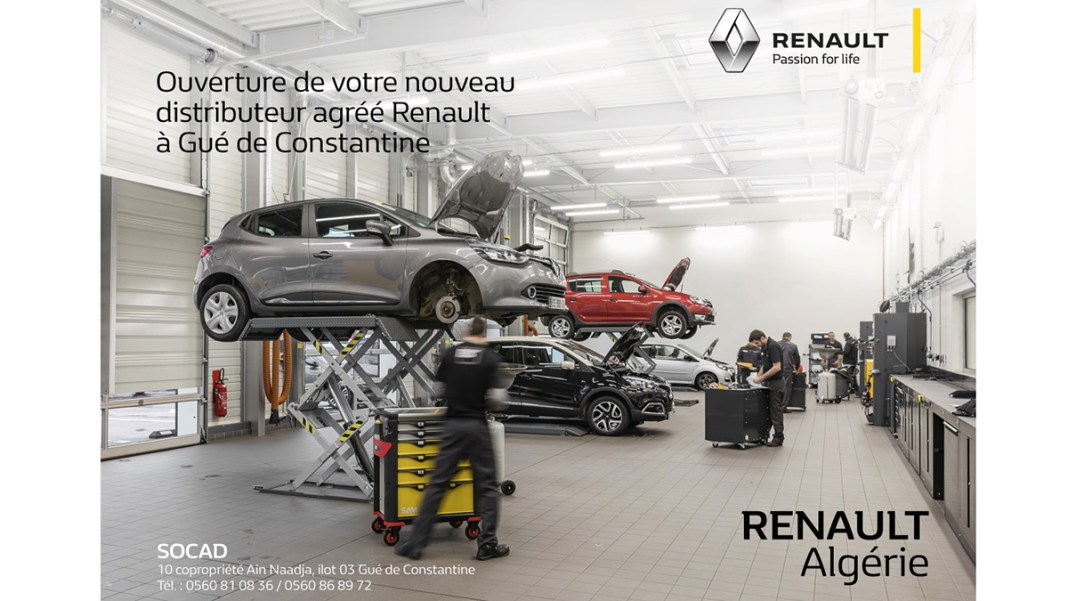 Renault Algérie SOCAD
