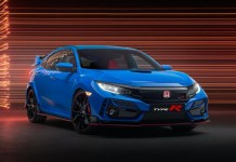 2020 Civic Type R GT