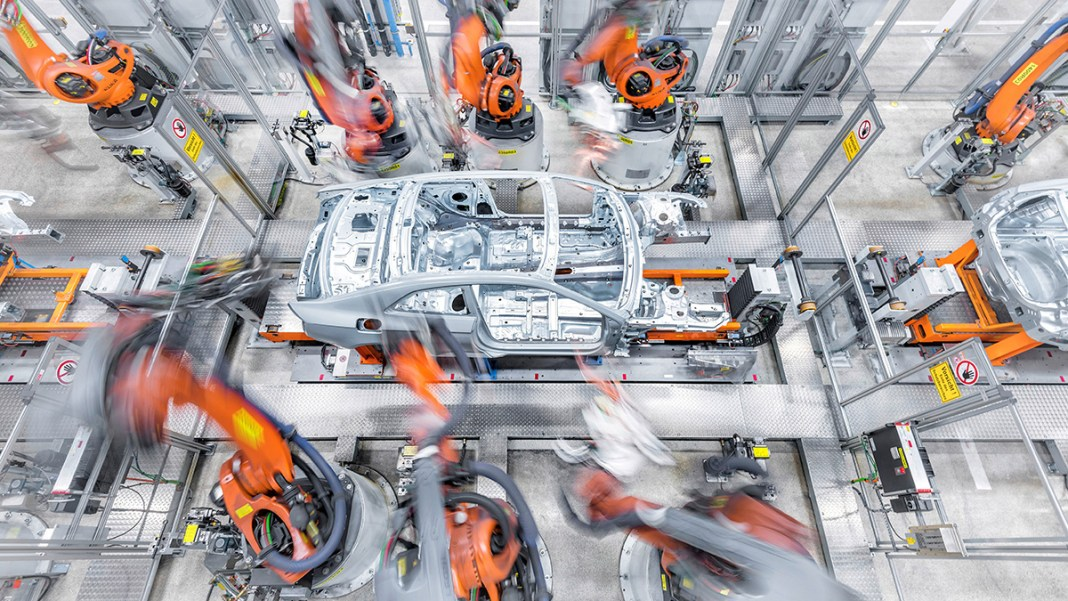 AudiStream : une expérience virtuelle dans le monde de la production chez Audi à Ingolstadt