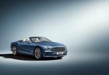 Bentley Continental GT Mulliner Cabriolet